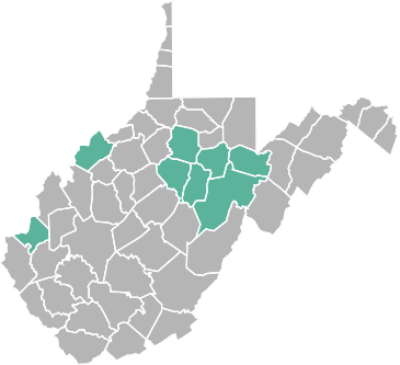 Carte Hall CPAs West Virginia Service Area